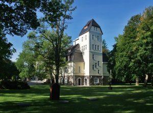 Hotel i Stadnina Koni, Ciekocinko
