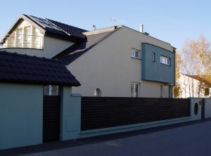 06 Dom Jednorodzinny Wilanów, Warszawa