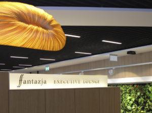 Fantazja Executive Lounge Lotnisko Okęcie, Warszawa